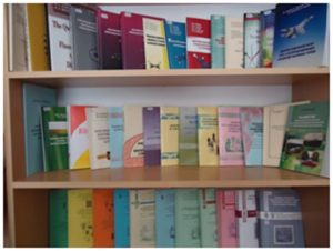 Фото: Выставка научных изданий преподавателей Себряковского филиала ВолгГТУ